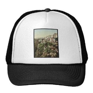 The ravine Constantine Algeria classic Photochro Trucker Hat