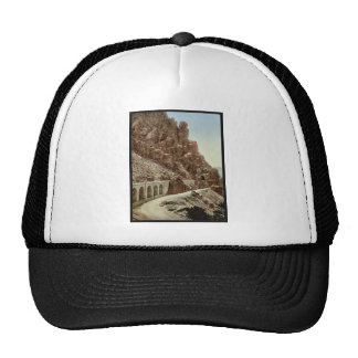 The ravine II El Cantara Algeria classic Photoc Hats