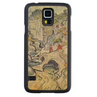 The ravine of the Peyroulets, 1889 Carved® Maple Galaxy S5 Case