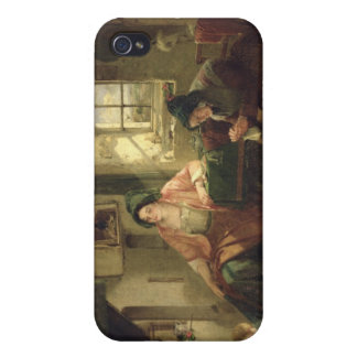 The Ray of Sunlight, 1857 Cases For iPhone 4