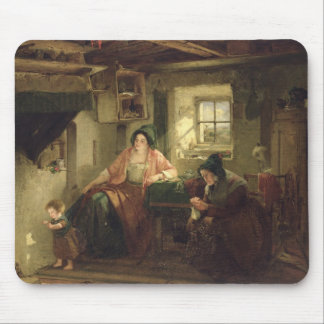 The Ray of Sunlight, 1857 Mouse Pad