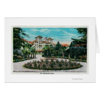 The Raymond Hotel and GroundsPasadena, CA Card