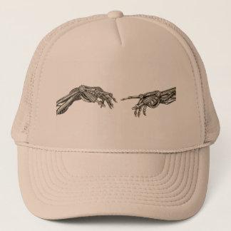 The Re-Creation of Adam Trucker Hat