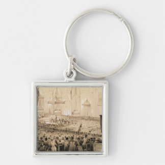 The Re-establishment of the Cult Keychain