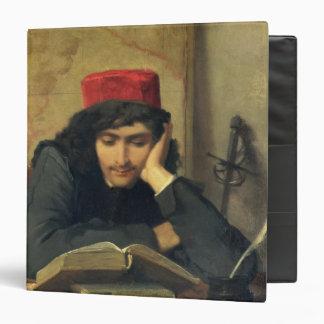 The Reader, 1856 Binder