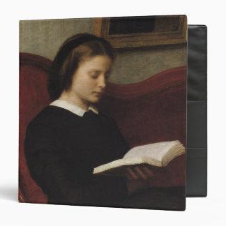 The Reader, 1861 Binder