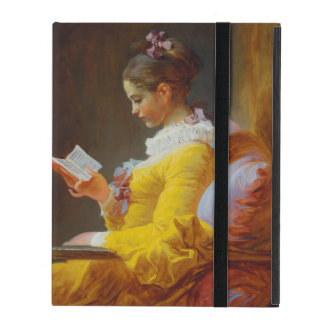 The Reader by Jean-Honore Fragonard iPad Cover