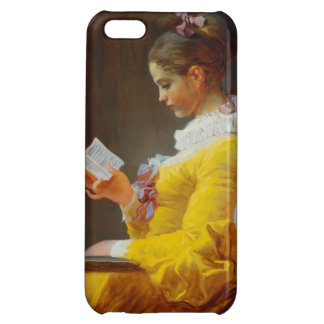 The Reader by Jean-Honore Fragonard iPhone 5C Cases