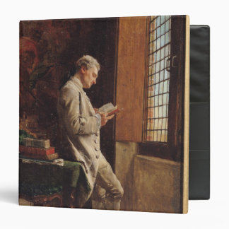 The Reader in White, 1857 Binder