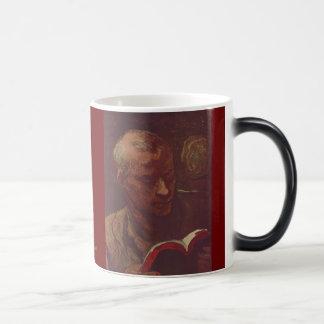 The Reader Magic Mug