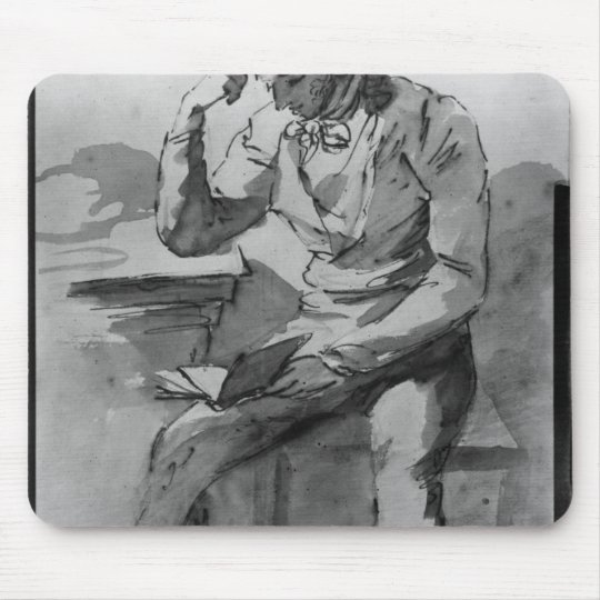 The Reader Mouse Pad