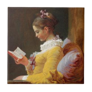 The Reader Tile