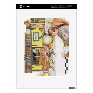 The Reading Room, pub. in 'Lasst Licht Hinin' (`Le Decal For iPad 3