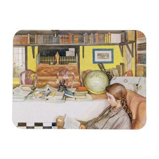The Reading Room, pub. in 'Lasst Licht Hinin' (`Le Magnet