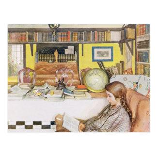 The Reading Room, pub. in 'Lasst Licht Hinin' (`Le Postcard