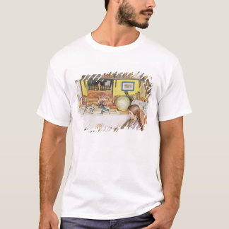 The Reading Room, pub. in 'Lasst Licht Hinin' (`Le T-Shirt