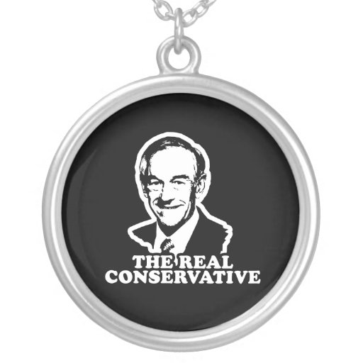 THE REAL CONSERVATIVE PENDANTS