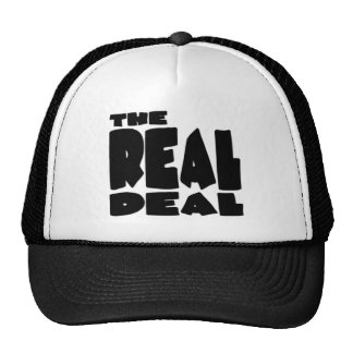 The Real Deal Hats