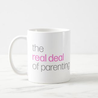 The Real Deal of Parenting Mug