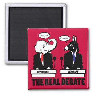 The Real Debate Magnet