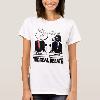 The Real Debate T-Shirt