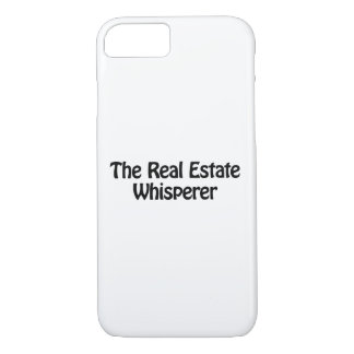 the real estate whisperer iPhone 8/7 case