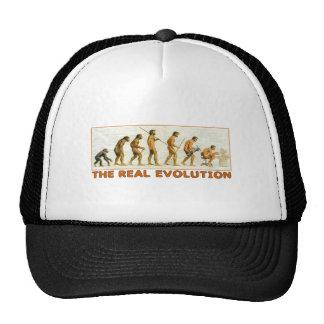The Real Evolution Trucker Hat