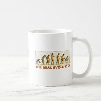 The Real Evolution Mugs