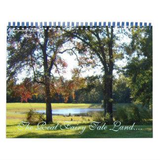 The Real Fairy Tale... Calendar