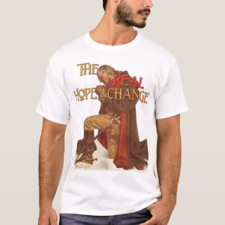 The Real Hope and Change T-Shirt