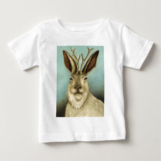 The Real Jackalope Baby T-Shirt