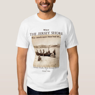 The Real Jersey Shore Shirt