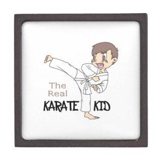 THE REAL KARATE KID PREMIUM JEWELRY BOX