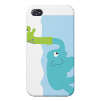 the real lochness monster! iPhone 4/4S cover