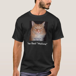 The Real Malone - MOODS OF MALONE T-Shirt