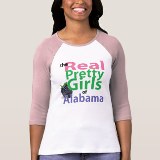 the real PRETTY GIRLS of Alabama T-Shirt