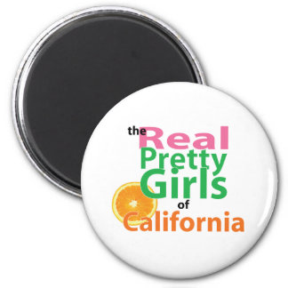 the real PRETTY GIRLS of California Magnet