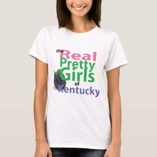 the real PRETTY GIRLS of Kentucky T-Shirt