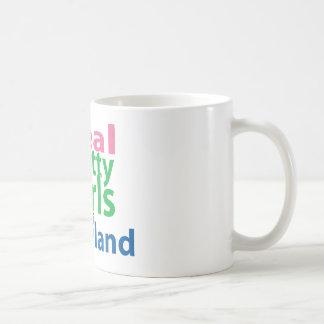 The Real Pretty Girls of Maryland Coffee Mug