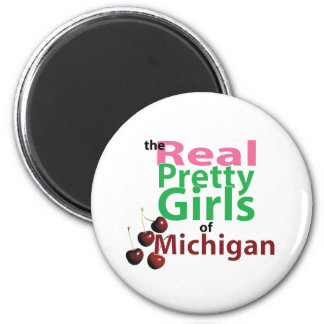 the real PRETTY GIRLS of Michigan Magnet