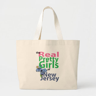 the real PRETTY GIRLS of New Jersey Tote Bag