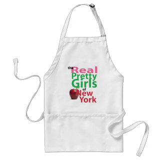 the real PRETTY GIRLS of New York Adult Apron
