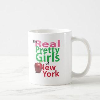 the real PRETTY GIRLS of New York Coffee Mug
