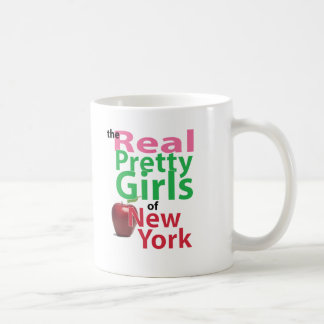 the real PRETTY GIRLS of New York Mugs
