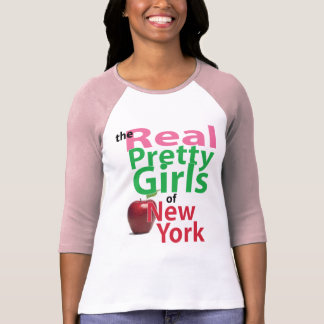the real PRETTY GIRLS of New York T-Shirt