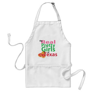 the real PRETTY GIRLS of Texas Adult Apron