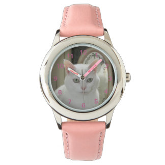 The Real Pretty Kitty Wristwatch