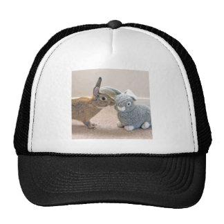 The Real Rabbit Mesh Hat
