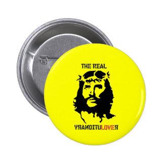 The Real Revolutionary 2 Inch Round Button