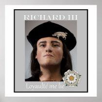 The real Richard III Poster